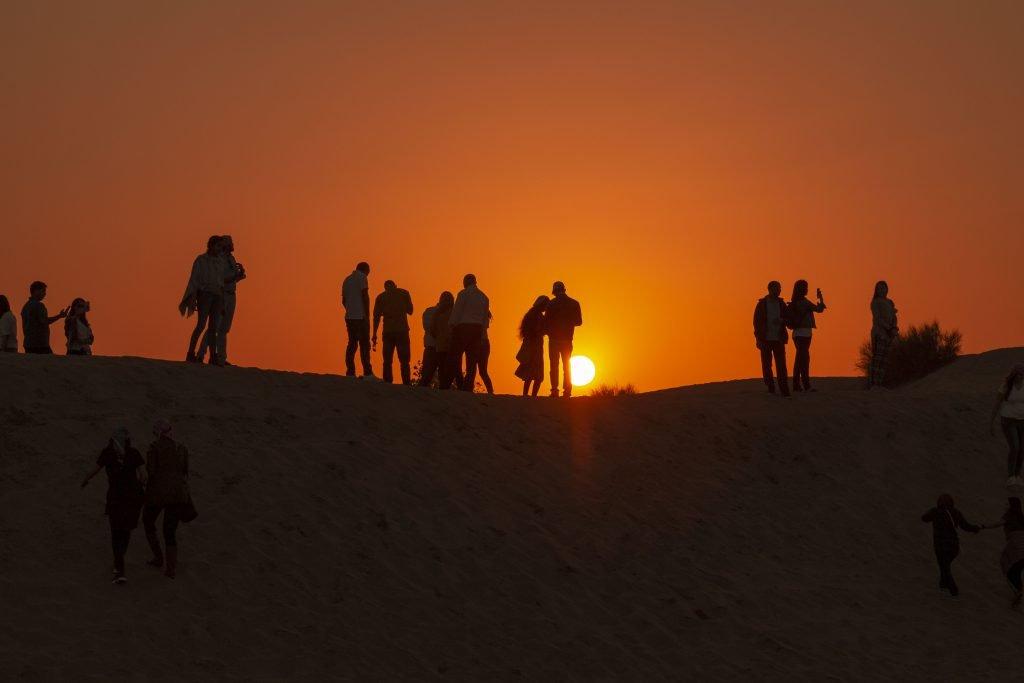 4 days in the United Arab Emirates
