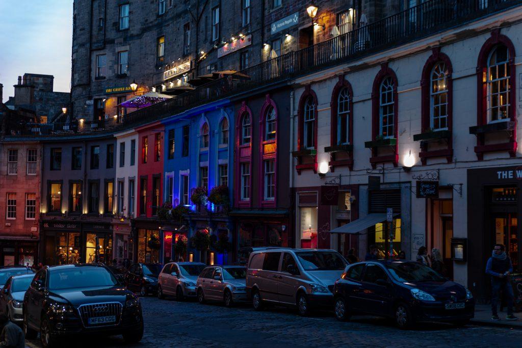 Why Edinburgh is ideal for a short weekend break